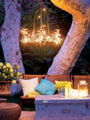 outdoor entertain